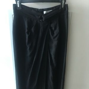 Vintage Max Mara slim long skirt
